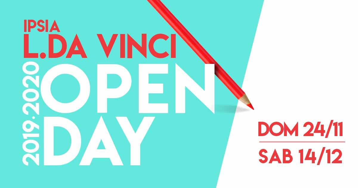 Open Day Ipsia L. Da Vinci